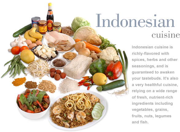 Cooking chicken cuisine my cooking without borders for Authentic indonesian cuisine