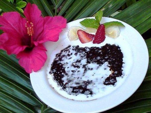 blackricepudding Bali Bagus rest