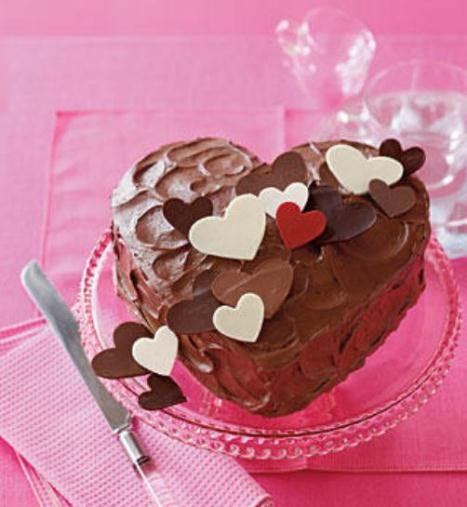chocolate-valentine-cake