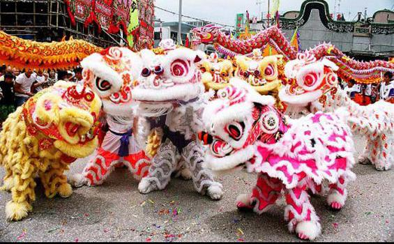 the lunar new year is fast approaching and countries throughout asia are gearing up to celebrate