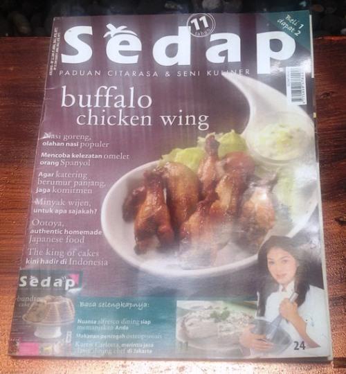 majalah sedaap